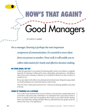 how to be a good it manager